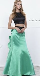 New formal prom homecoming evening party dress
